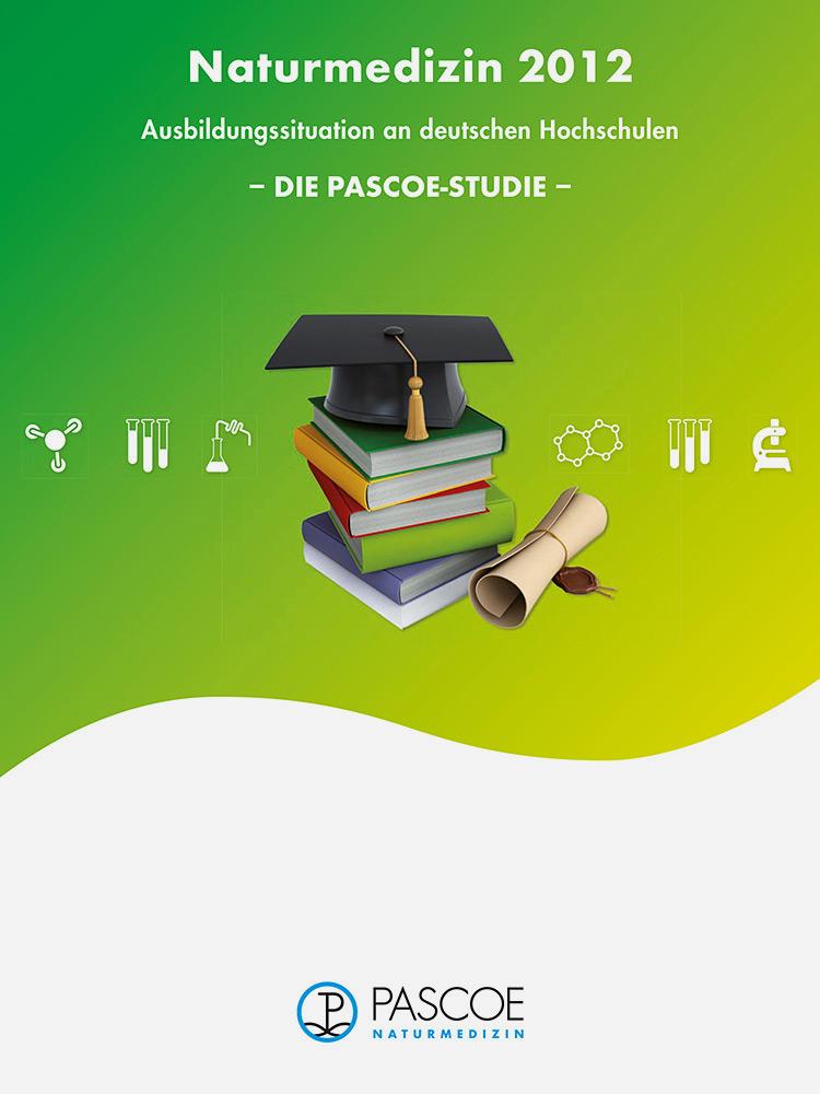 出版《 2012年Pascoe研究报告–德国大学的教育状况》